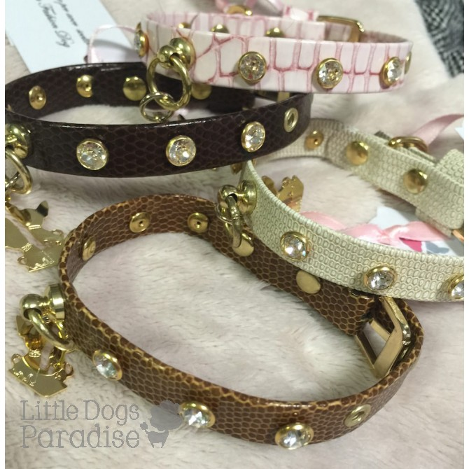 Bijou Fashion Crystals Collar