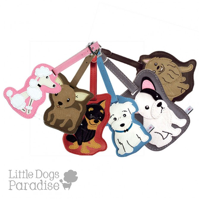 Breed Luggage Tag