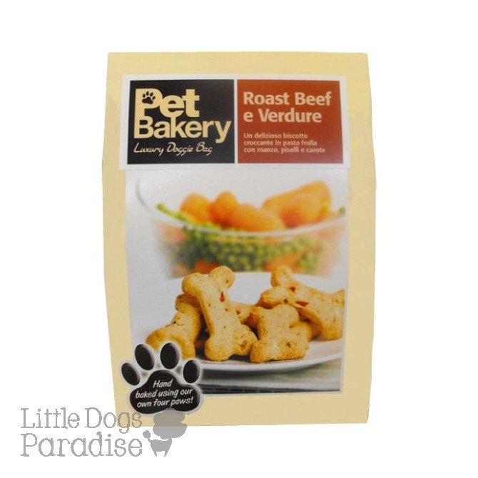 Pet Bakery - Roast Beef