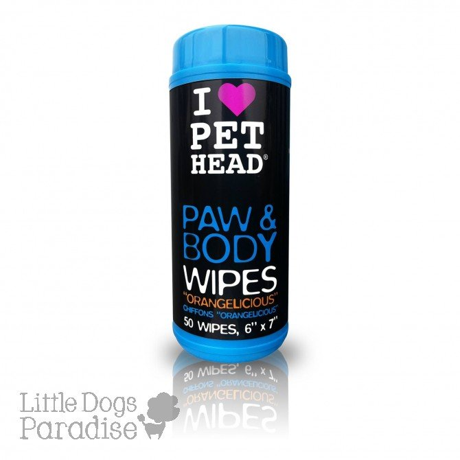 Paw & Body Wipes