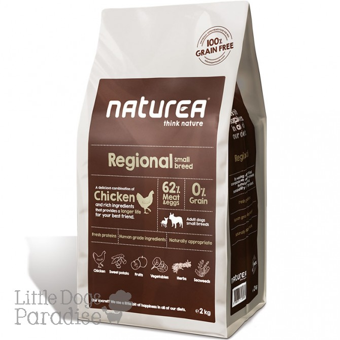 Naturea Reagional Small Breed