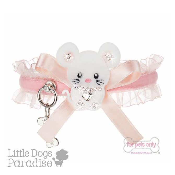 Mouse Love Collar