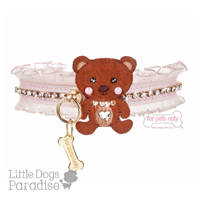 Angel Bear Collar