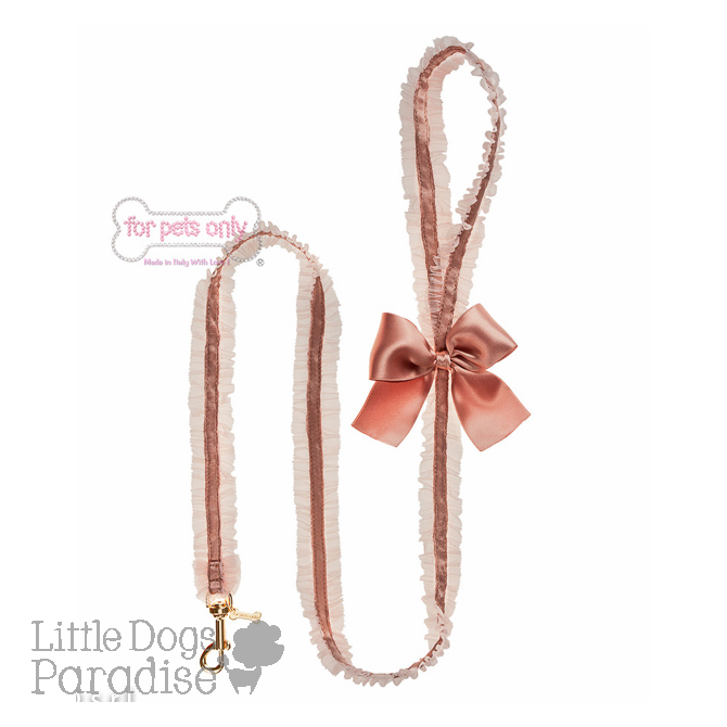 Lingerie Leash Rose Gold