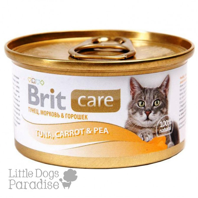 Brit Care Cat Tuna Carrot & Pea