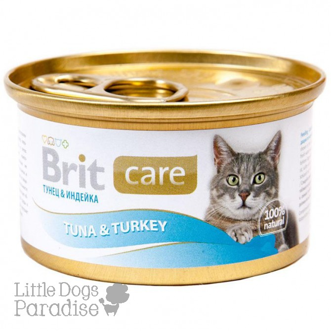 Brit Care Cat Tuna & Turkey