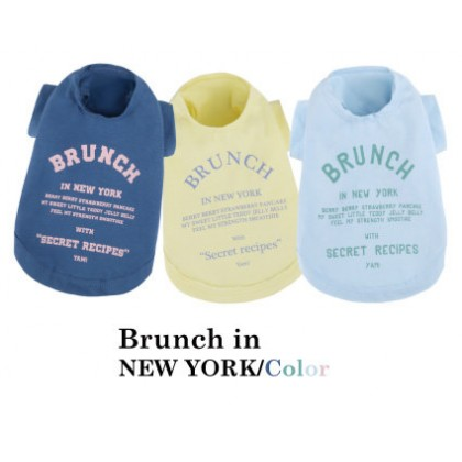 Brunch in New York/Color