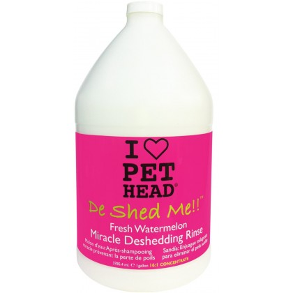 Pet Head De Shed Me Rinse 3.79 L