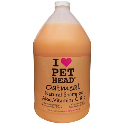Pet Head Oatmeal Natural Shampoo 3.79 L