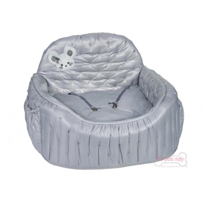 TopoMio Car Seat Grey