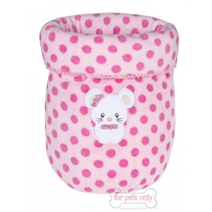 Dotty TopoMio Sleeping Bed Fucsia