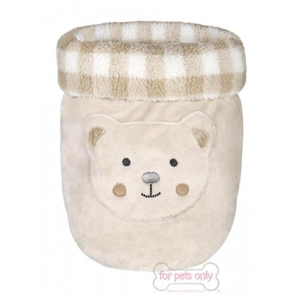 My Bear Beige  Sleeping Bed
