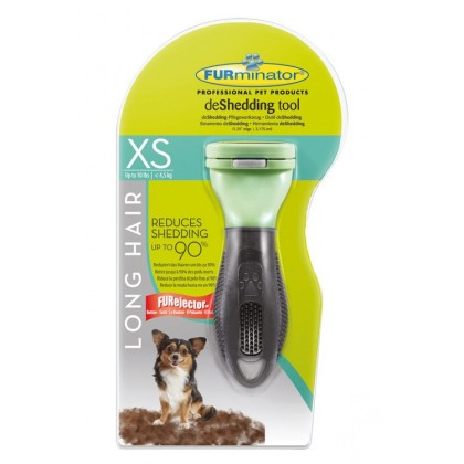 FURminator XS - Long Hair