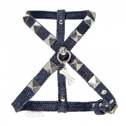 Chic And Stud Jeans Harness