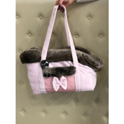 Bag & Bed Warm Coat Pink