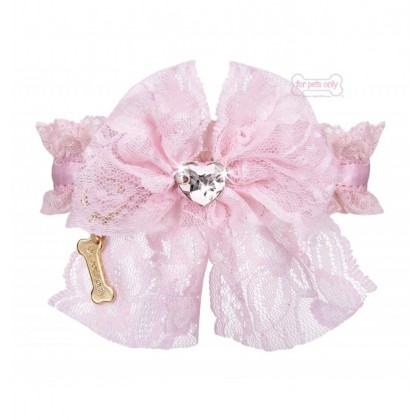 Lace Bow Collar