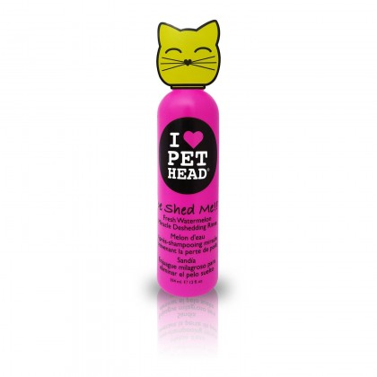 De Shed Me Miracle Deshedding Rinse for Cats