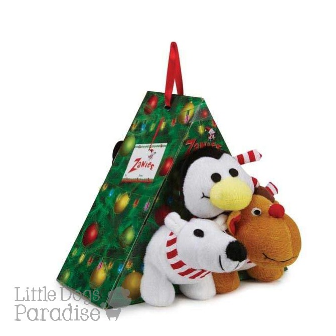 Snowy Night Crew Dog Toy Gift Packs