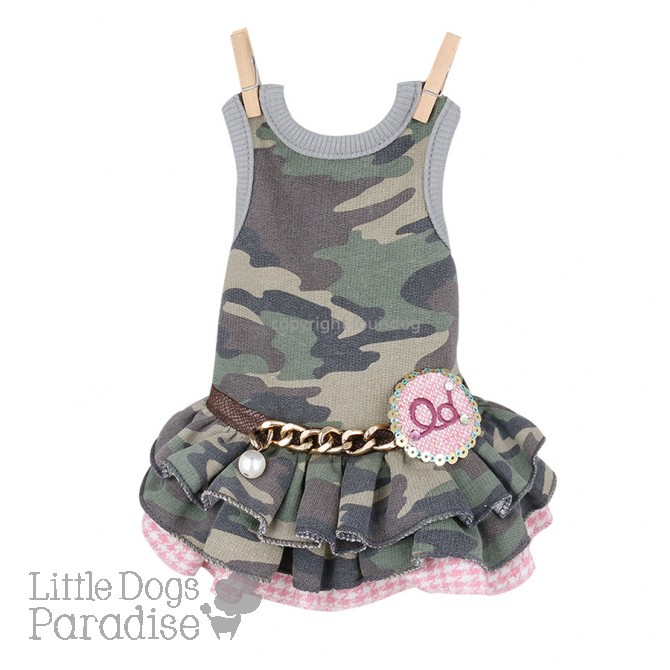 Twirly Dress Camo