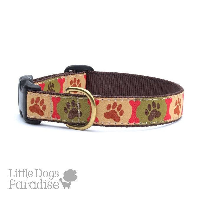 Pawprints Collar