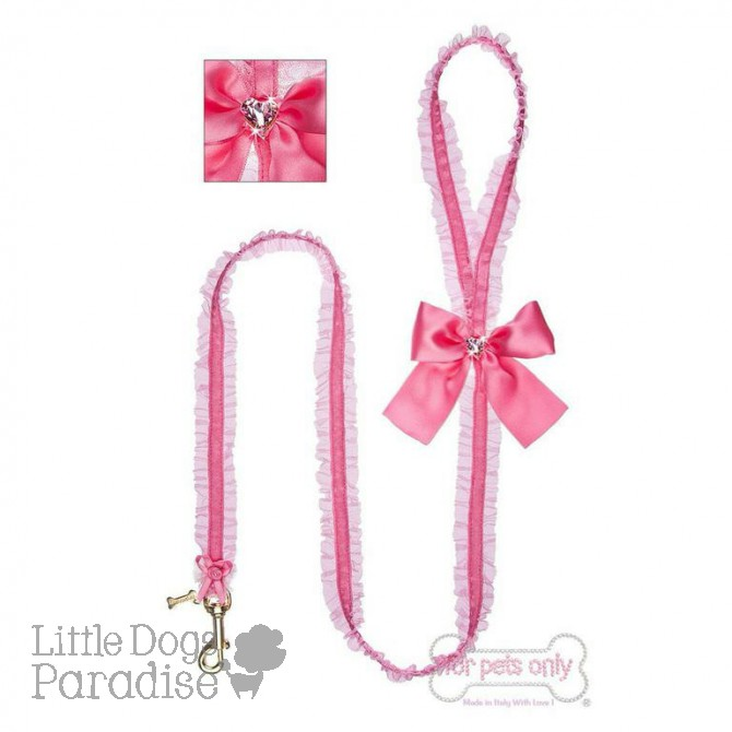 Lingerie Leash - Fuxia