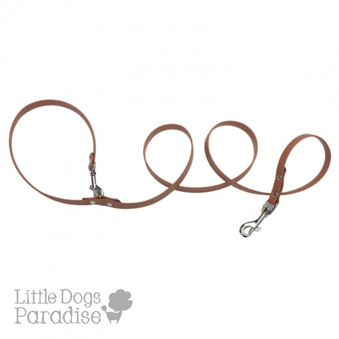 Laisse Chic Leash Silver