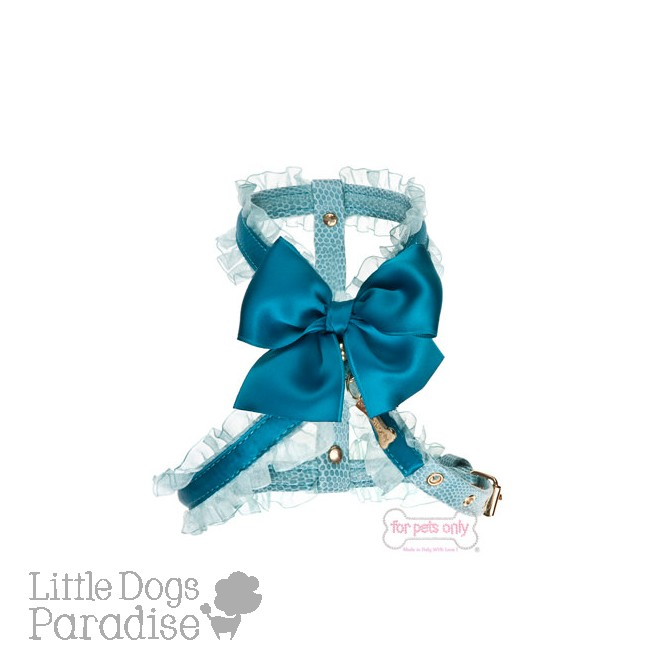 Garden Collection Harness Teal