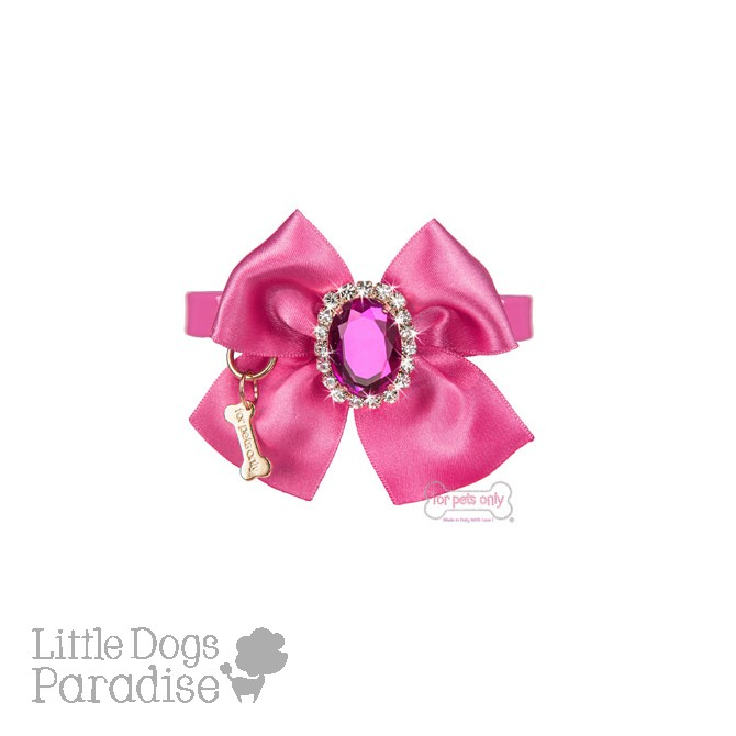 Diamond Love Collar Rosa