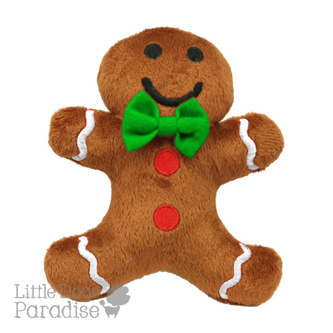 Gingerbread Cookie Toy