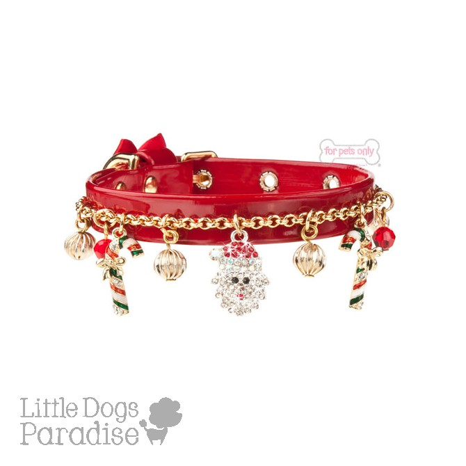 Joyful Christmas Collar