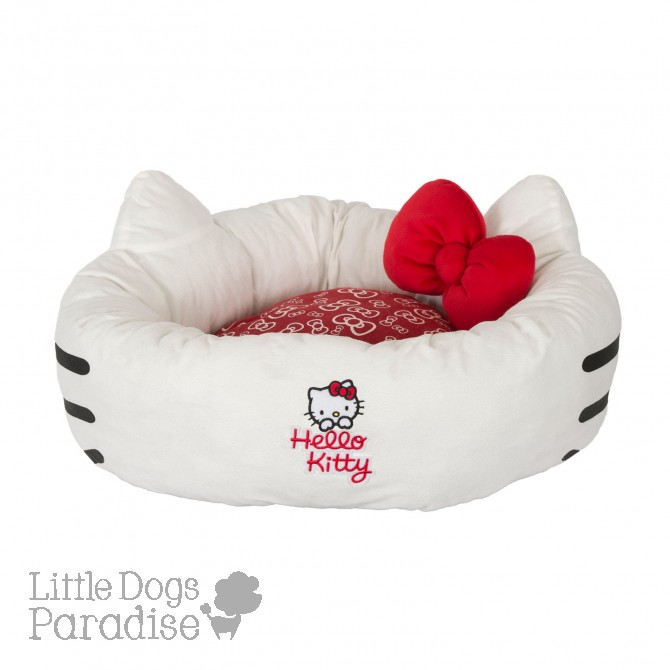 Hello Kitty Snuggle Donut Bed