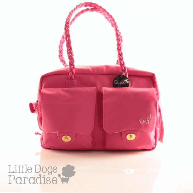 Travel Mia Bag-Fuxia-Grande