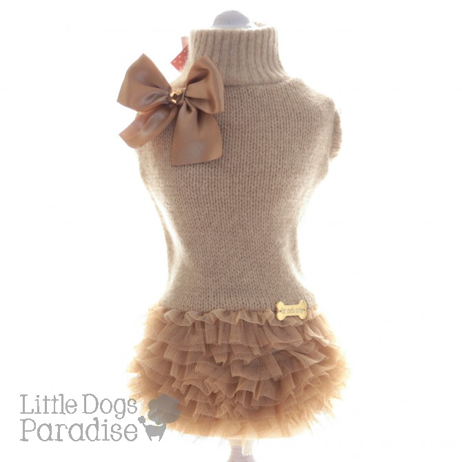 SPECIAL - Posh Dress Beige