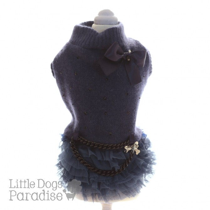 SPECIAL - Blue Angel Face Dress