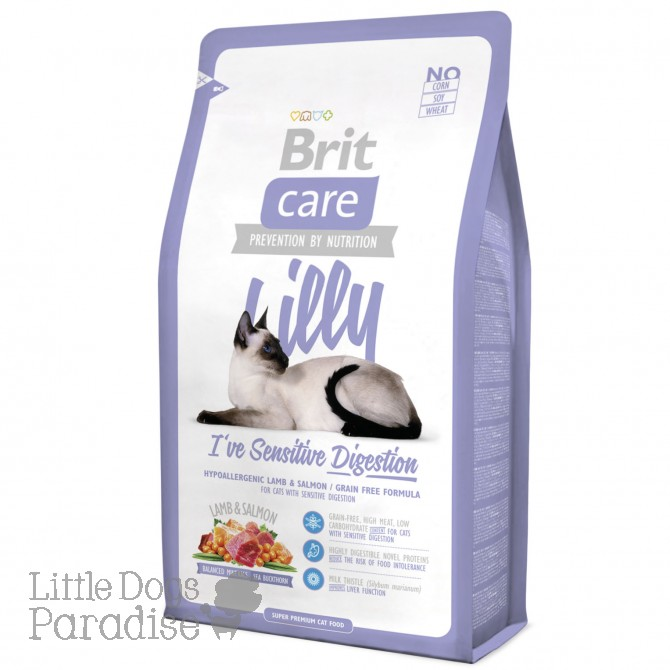Brit Care Cat Sensitive Lilly