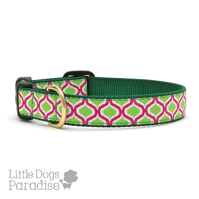 Green Kismet Collar