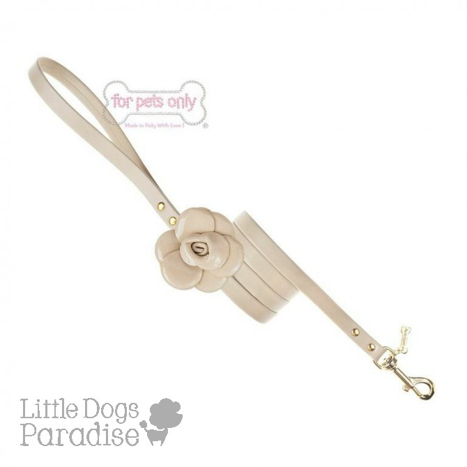 Plain Lead - Love Perfect Flower Leash