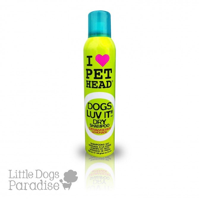Dogs Luv It!! Dry Shampoo
