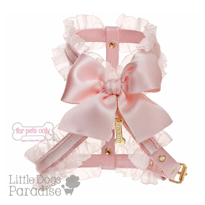 My Angel Collection Harness Pink
