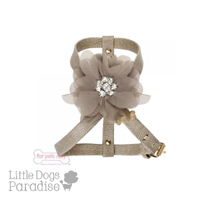 Diamond Flower Harness
