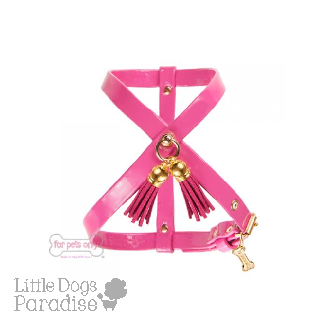 Timeless Harness - Fuxia