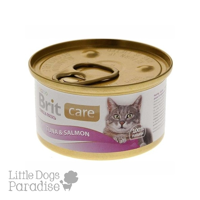 Brit Care Cat Tuna & Salmon