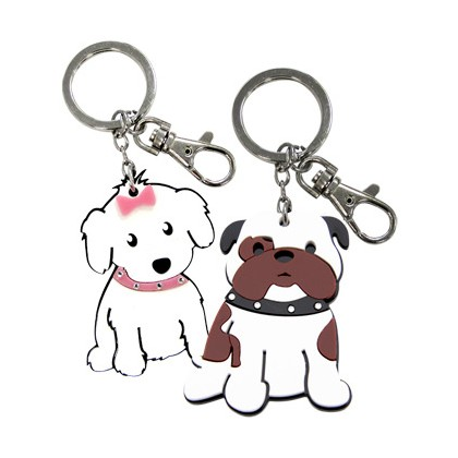 Breed Acrylic Keychain