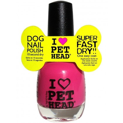 Dog Nail Polish Happy Pink