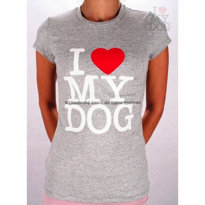Women Dog Logo T-Shirt