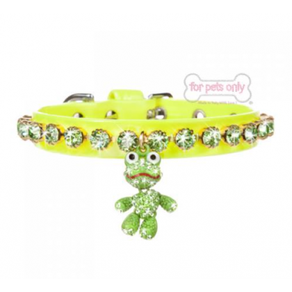 The Frog Kiss Collar