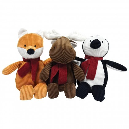 Winter Corduroy Toys
