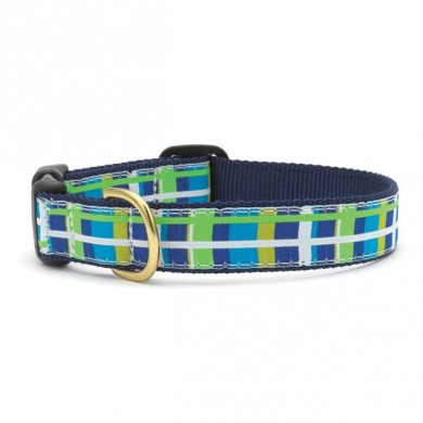 Newport Plaid Collar